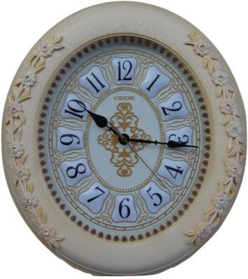 Trieid Analog Wall Clock