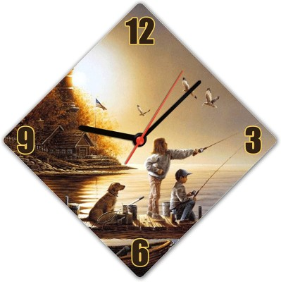 Lovely Collection Analog Wall Clock