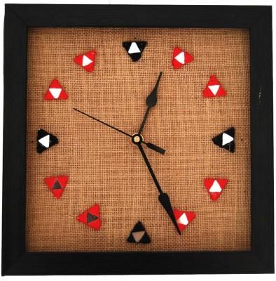 Swavlambi Analog Wall Clock