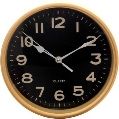 Priya Exports Word 19.5 cm Dia Wall Clock