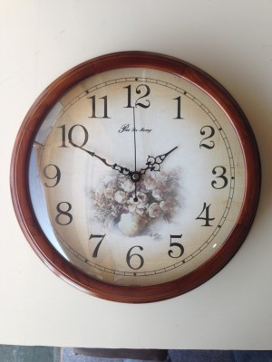 Pai La Meng Analog Wall Clock