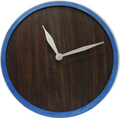 Earth Analog 17.78 cm Dia Wall Clock