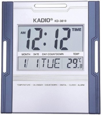 Elwin Digital Wall Clock