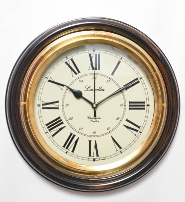 Roorkee Instruments (INDIA) Lascelles Analog 30 cm Dia Wall Clock