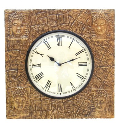 Indune Lifestyle Analog 40 cm Dia Wall Clock