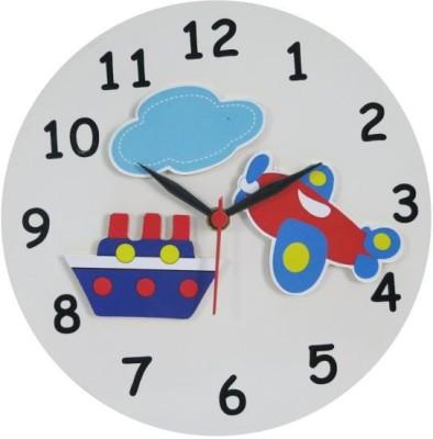 Kidoz Analog 20.5 cm Dia Wall Clock