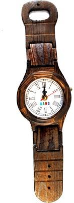 Rang Analog 12 cm Dia Wall Clock