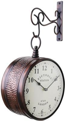 Medieval India Analog 20.32 cm Dia Wall Clock
