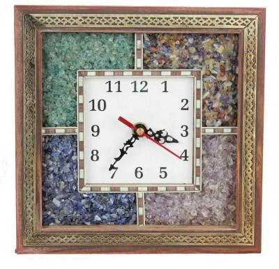 Halowishes Analog Wall Clock