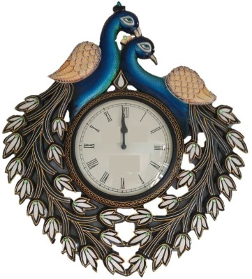 JaipurCrafts Analog 20.32 cm Dia Wall Clock