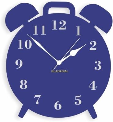 BLACKDIAL Analog Wall Clock