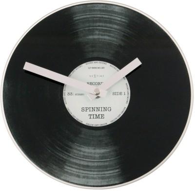 Nextime Analog 19.812 cm Dia Wall Clock
