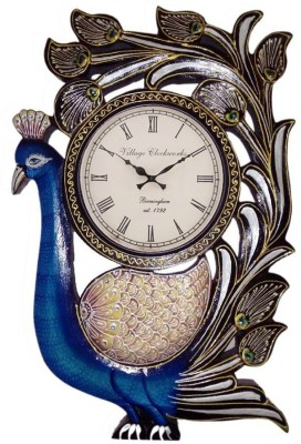 Khushal Analog 10 cm Dia Wall Clock