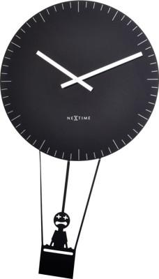 Nextime Analog 42.925999999999995 cm Dia Wall Clock