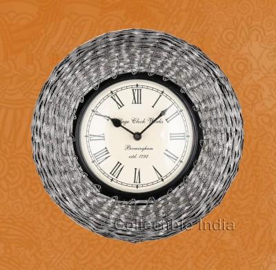 Collectible India Analog 15 cm Dia Wall Clock