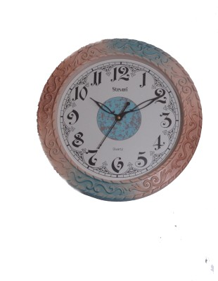 Siddhi Nakash Enterprises Analog Wall Clock