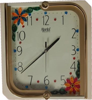 Ajanta Analog Wall Clock