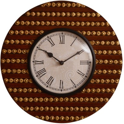 Cocovey Analog Wall Clock