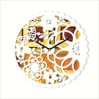 Rkason Decor Analog Wall Clock