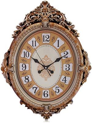 Fieesta Steven2002 Silver Vintage Designer Wall Clock Analog Wall Clock