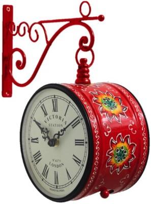 Medieval India Analog 16.5 cm Dia Wall Clock