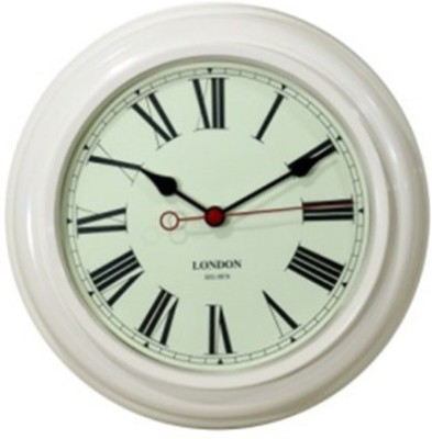 Riva Analog 30 cm Dia Wall Clock