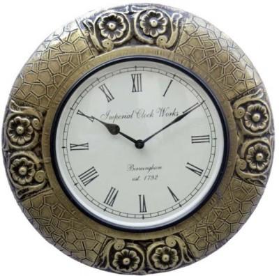shivaarts Analog Wall Clock