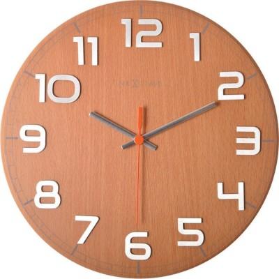 Nextime Analog 29.972 cm Dia Wall Clock