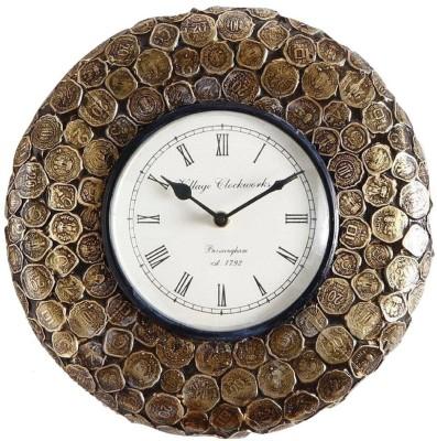 MohanJodero Analog 30 cm Dia Wall Clock