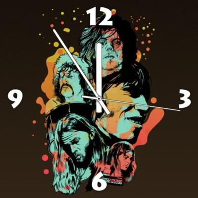 Barkat Analog Wall Clock