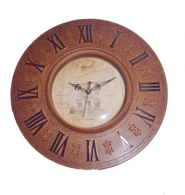 Siddhi Nakash Enterprises Analog Wall Clock