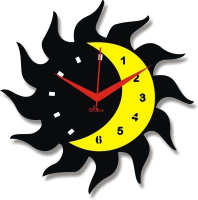 2 O Clock Analog Wall Clock