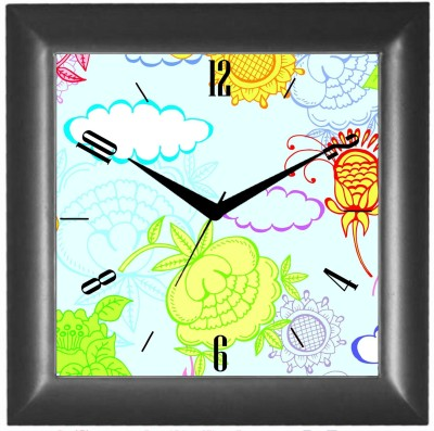 Cartoonpur Analog Wall Clock