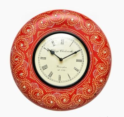 ADT Analog 15 cm Dia Wall Clock