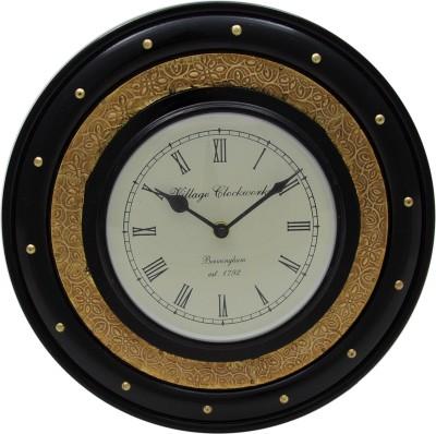Tejasvi's Analog Wall Clock