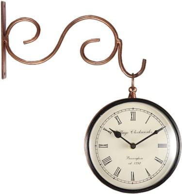 Apkamart Analog 30 cm Dia Wall Clock