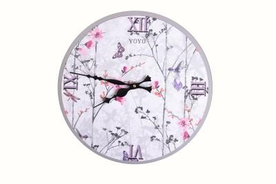 YOYO Analog Wall Clock