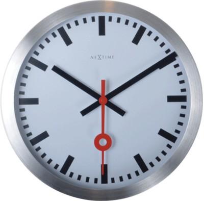 Nextime Analog 34.798 cm Dia Wall Clock