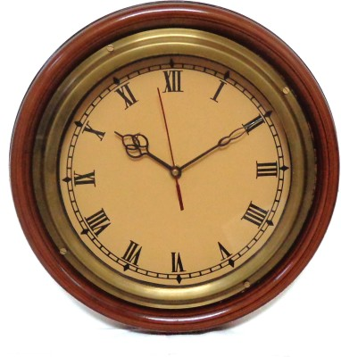 aps craft Word 30 cm Dia Wall Clock