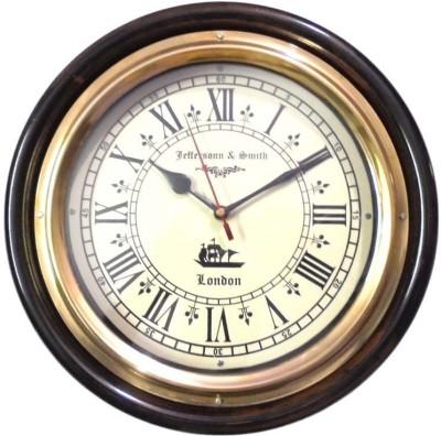 Ageless Azyra Analog 12 cm Dia Wall Clock