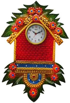 eCraftIndia Analog 51 cm Dia Wall Clock