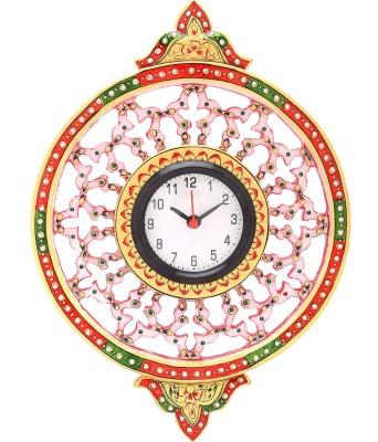 Ridhi Sidhi Shopee Analog Wall Clock
