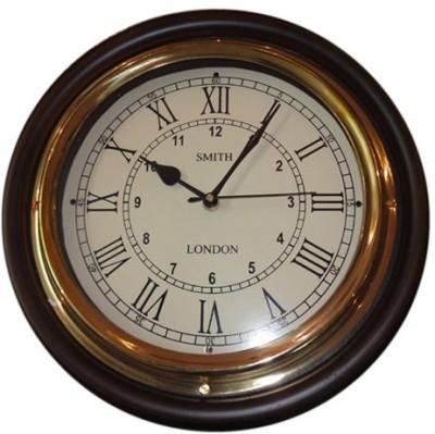 Dharohar The Heritage Analog-Digital Wall Clock