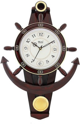 Fiesta Real Quartz Analog 32 cm Dia Wall Clock