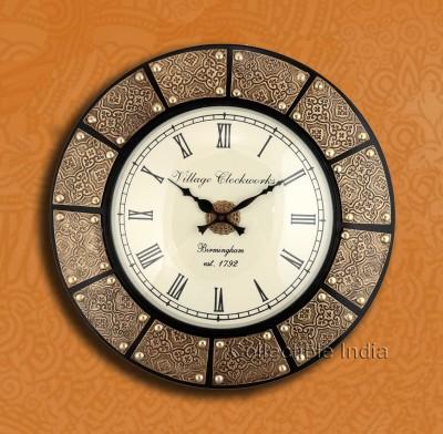 Collectible India Analog Wall Clock