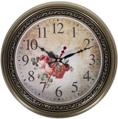 Smile2u Retailers Analog Wall Clock