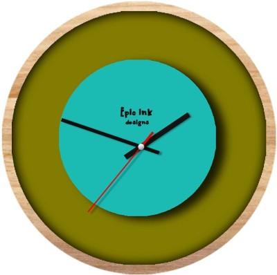Epic Ink Analog 30 cm Dia Wall Clock