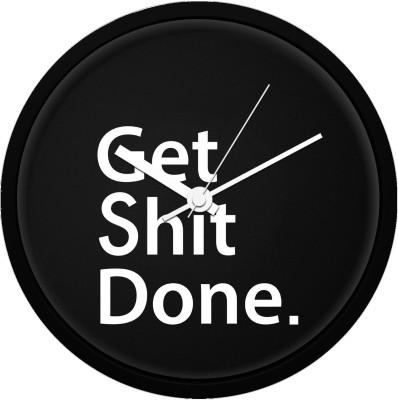 MC Sid Razz Analog Wall Clock
