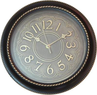 T-meiol Analog 33 cm Dia Wall Clock