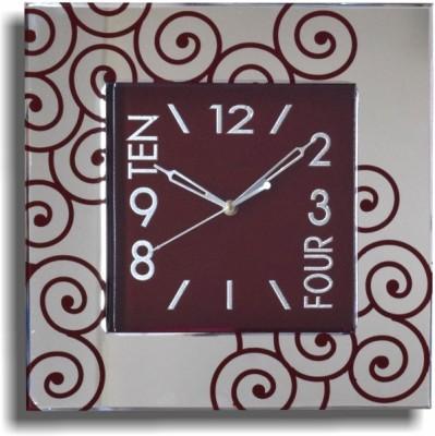Q Time Analog Wall Clock